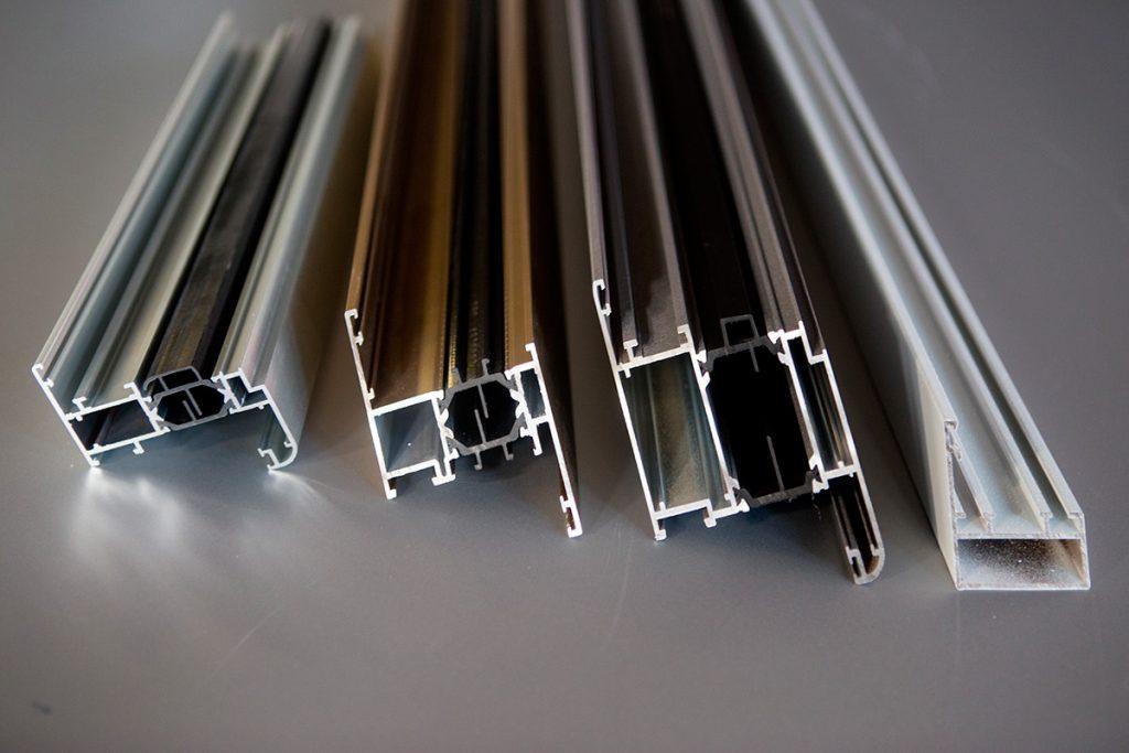 Ventanas de aluminio con rotura de puente termico precios for Pvc o aluminio precios